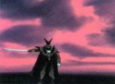 <p>Cale/Anubisu creating darkness.</p>