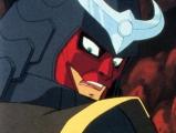 <p>Anubis / Shuten in armor, face close up.</p>