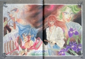 <p>Dark Collection pages 4-5.</p>