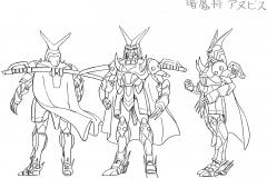 Anubisu-armor