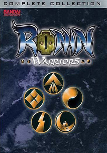 Ronin Warriors Complete Collection